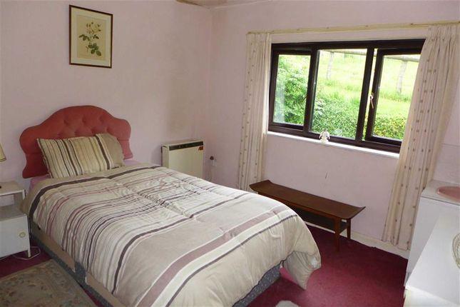 Rear Bedroom of Goginan, Aberystwyth, Ceredigion SY23