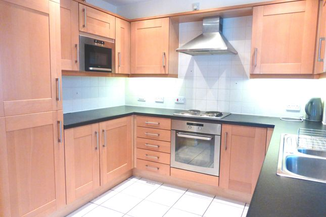 Thumbnail Penthouse to rent in Randall Close, Witham