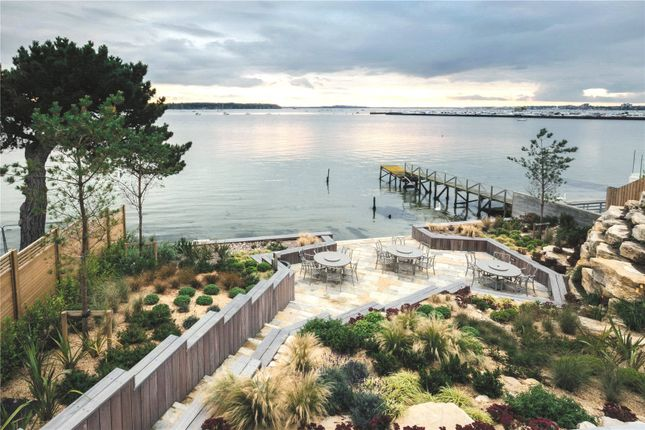 Thumbnail Flat for sale in The Landing, 336 Sandbanks Road, Evening Hill, Dorset