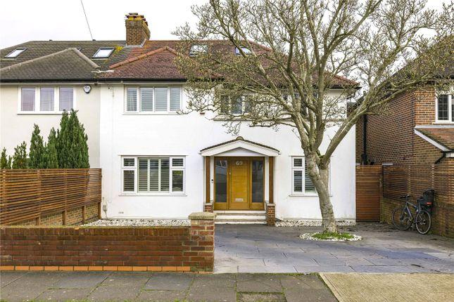 Thumbnail Semi-detached house for sale in Robin Hood Lane, Kingston Vale, London