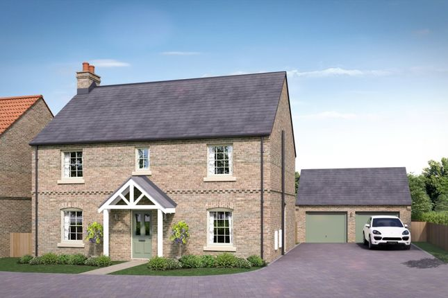 Picture No. 04 of Plot 4, The Copse, Marton Cum Grafton, Near Boroughbridge YO51