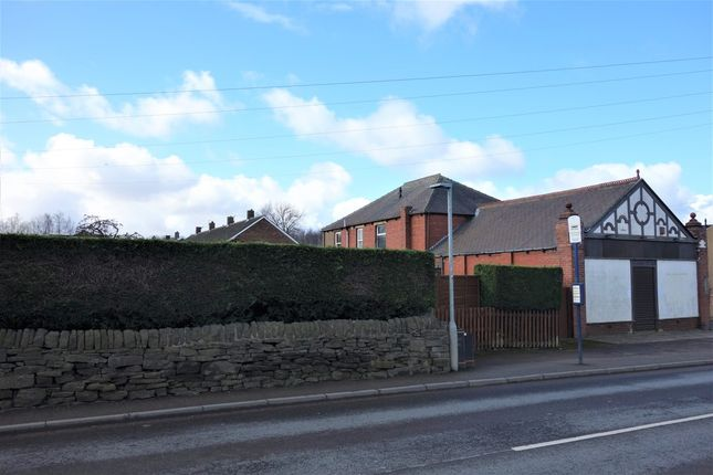 Thumbnail Land for sale in Green Road, Springvale, Penistone, Sheffield