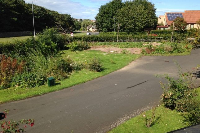 Thumbnail Land for sale in Gunsgreen Gardens, Eyemouth, Berwickshire, Scottish Borders