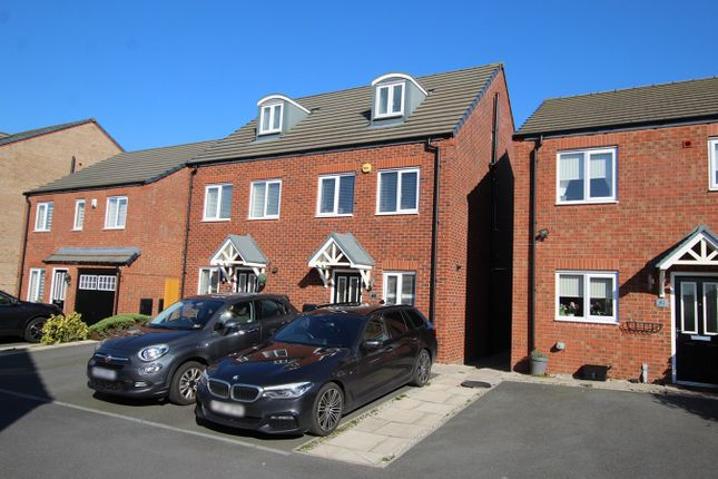 Thumbnail Semi-detached house for sale in Newlove Avenue, St Helens