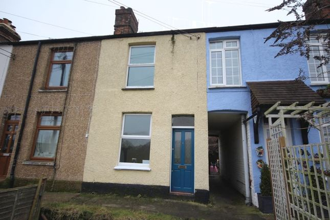 Thumbnail Terraced house for sale in Basted Village, Nr Borough Green, Sevenoaks