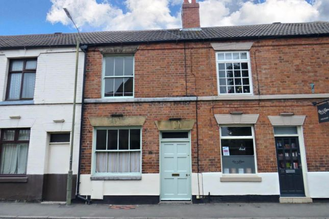 Thumbnail Terraced house to rent in High Street, Melbourne, Derby
