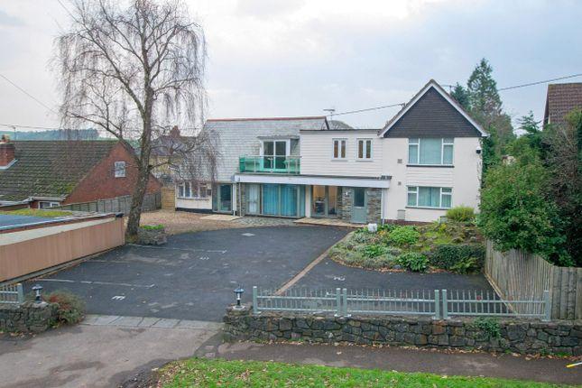 Detached house for sale in Investment Property, Kennford, Devon