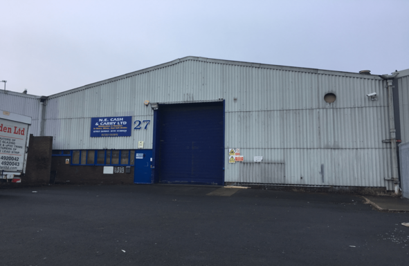 Thumbnail Warehouse to let in Drum Industrial Estate, Birtley