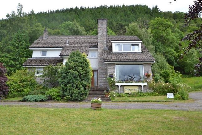 Thumbnail Detached house for sale in Invergarry