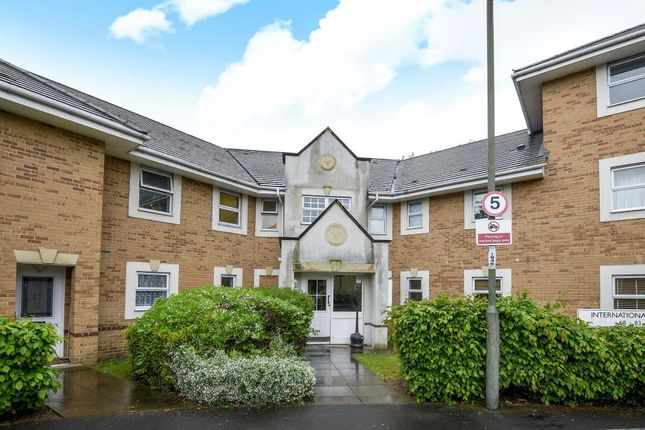 Thumbnail Flat to rent in International Way, Sunbury-On-Thames