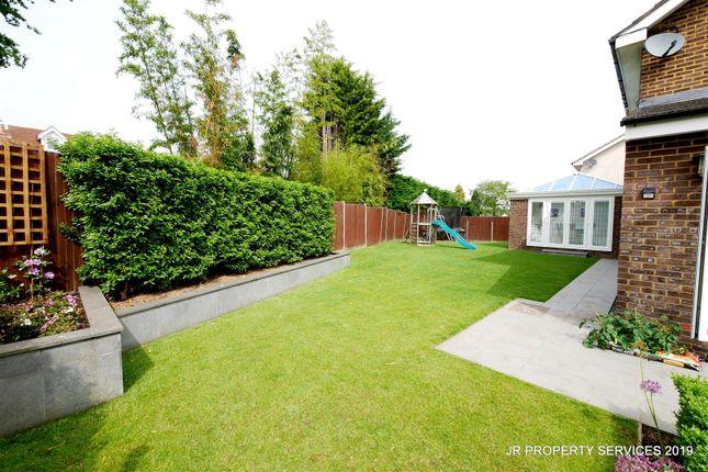The Gardens:- of Starling Lane, Cuffley, Potters Bar EN6