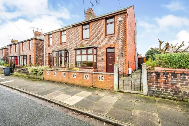Thumbnail Semi-detached house for sale in Greenway Road, Widnes, Cheshire
