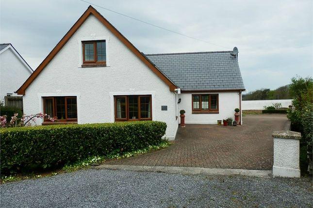 3 bed detached bungalow for sale in Bryngwyn, Newcastle Emlyn, Ceredigion
