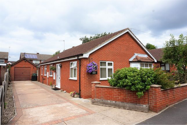 Thumbnail Detached bungalow for sale in Well Street, Scunthorpe