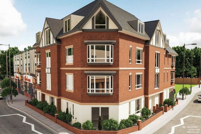 Flat for sale in Third Floor Apartment, King Oak, High Street, Harborne