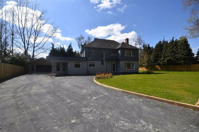 Thumbnail Detached house for sale in Little Marcle Road, Ledbury, Herefordshire