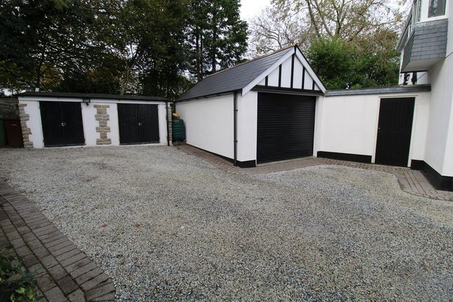 Garage And Drive of Higher Compton Road, Plymouth PL3