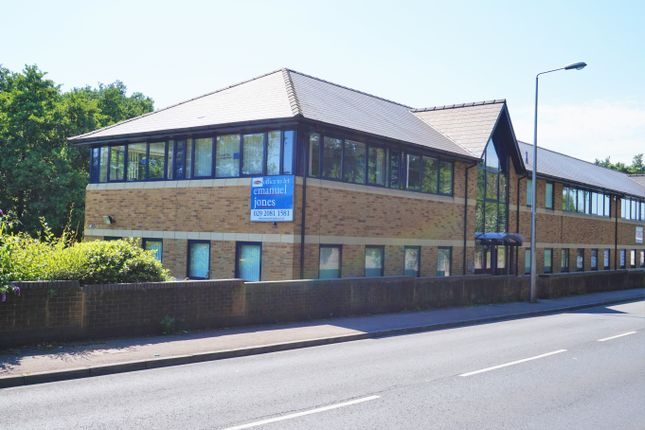 Thumbnail Office to let in Cardiff Road, Pontypridd