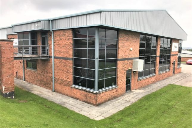 Thumbnail Office to let in Thwaites Close, Shadsworth Business Park, Blackburn