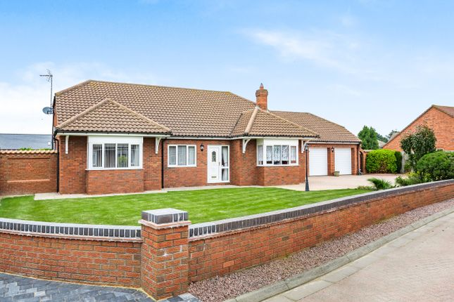 Thumbnail Bungalow for sale in The Wentworths, Long Sutton