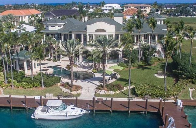 "Thumbnail Property for sale in ""Sea Level"", Ocean Club Drive, New Providence, The Bahamas"