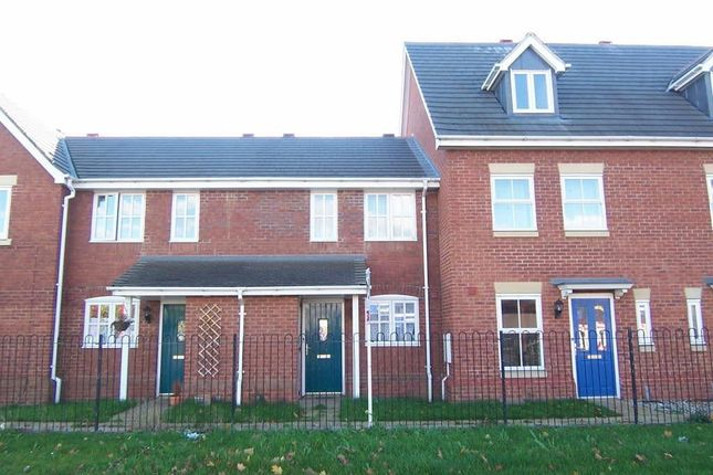 Thumbnail Terraced house to rent in Stratford Road, Wolverton, Milton Keynes