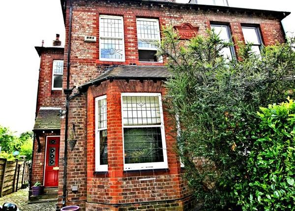 Thumbnail Semi-detached house for sale in Pinfold Lane, Whitefield, Manchester