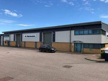 Thumbnail Commercial property to let in Maxted Road, Hemel Hempstead