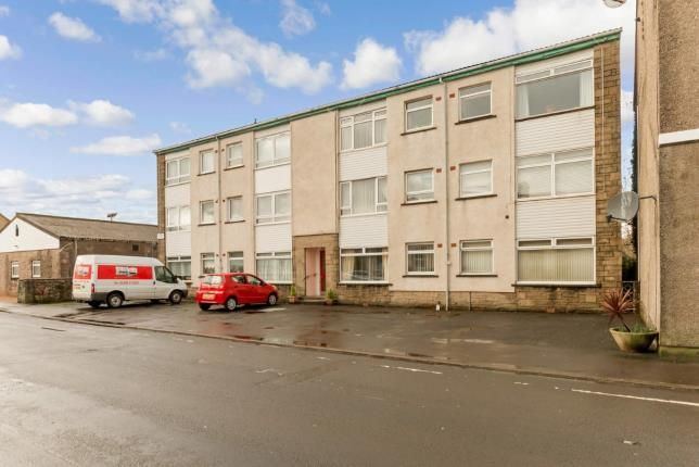 Thumbnail Flat for sale in Wilson Street, Largs, North Ayrshire, Scotland