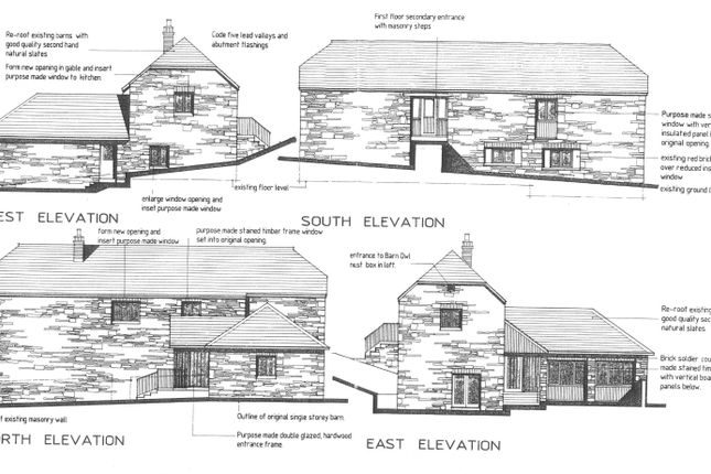Thumbnail Land for sale in Venton, Plymouth, Devon