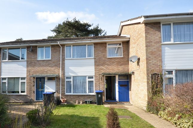 Thumbnail End terrace house to rent in Tockley Road, Burnham, Slough