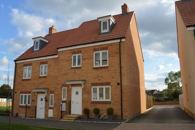 Thumbnail Semi-detached house for sale in Amors Drove, Sherborne