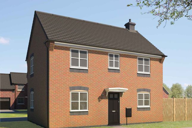 Thumbnail Semi-detached house for sale in The Ripon, Pleasley, Mansfield