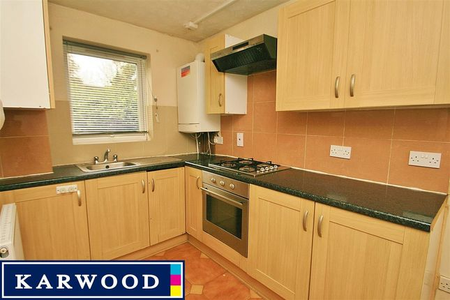 Thumbnail Flat to rent in Evergreen Way, Hayes