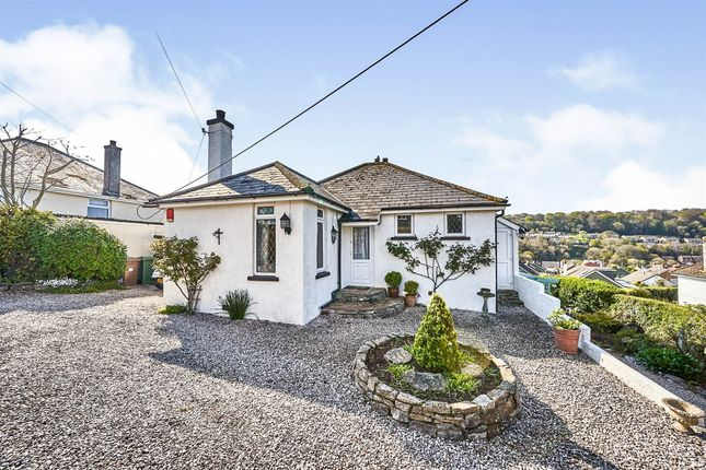 Thumbnail Detached bungalow for sale in Underlane, Plymstock, Plymouth