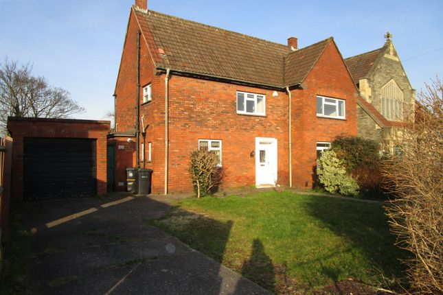 Thumbnail Semi-detached house to rent in Eden Grove, Bristol