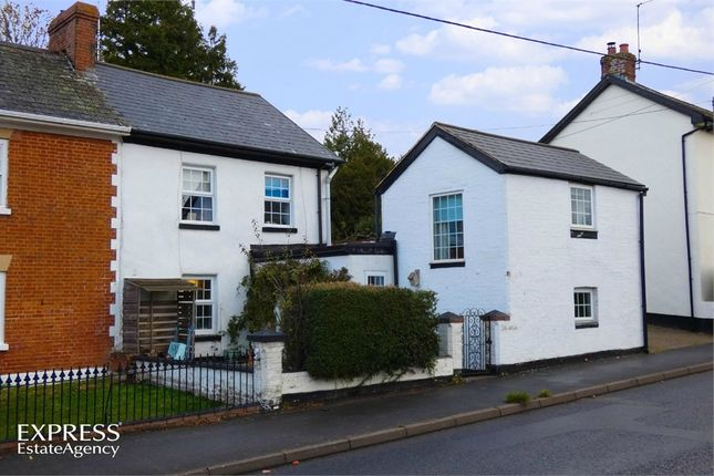 Thumbnail Semi-detached house for sale in Broadway, Woodbury, Exeter, Devon