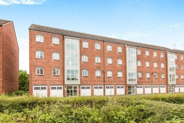 Thumbnail Flat to rent in Chandley Wharf, Warwick