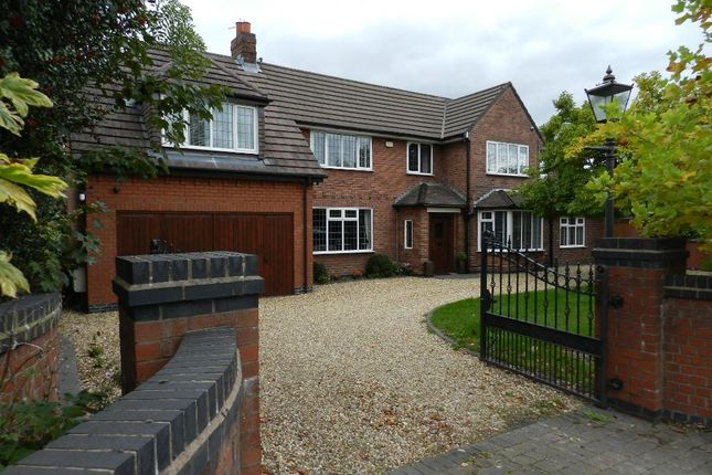 Thumbnail Detached house to rent in Common Lane, Culcheth, Warrington, Cheshire