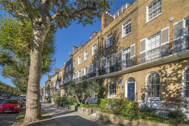 Thumbnail Terraced house for sale in Hamilton Terrace, St. John's Wood, London