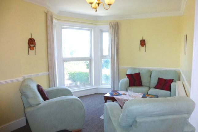 Living Room of Iddesleigh Terrace, Dawlish EX7
