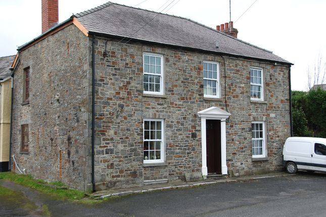 Thumbnail Detached house for sale in Llansadwrn, Llanwrda, Carmarthenshire, West Wales