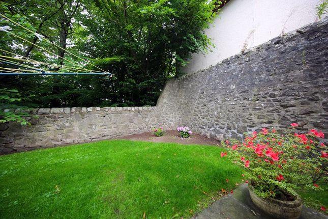 Back Garden of Cedar Grove, Broughty Ferry, Dundee DD5