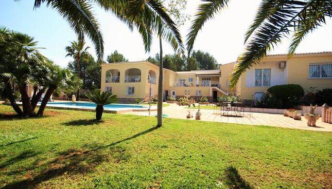 8 bed villa for sale in Spain, Valencia, Alicante, Lliber