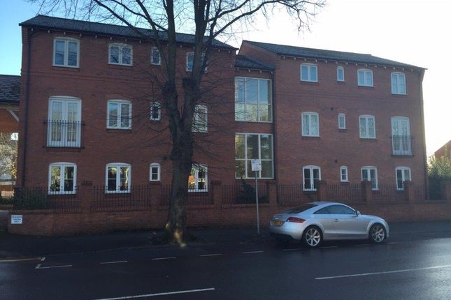 Thumbnail Flat to rent in Coventry Road, Warwick
