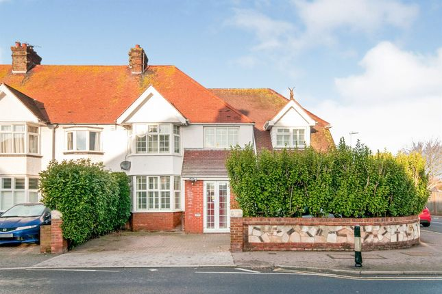 Thumbnail Semi-detached house for sale in St. Philips Avenue, Eastbourne