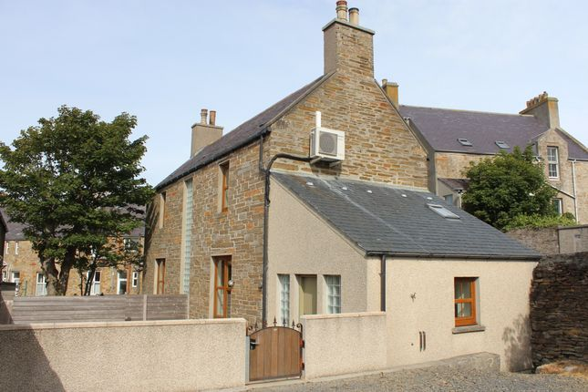 Thumbnail Detached house for sale in Queen Street, Kirkwall, Orkney