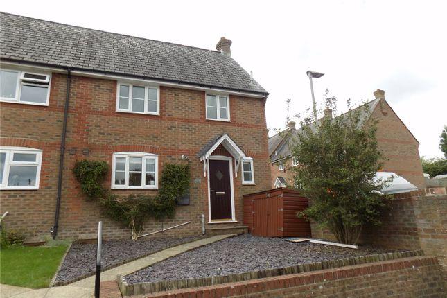 4 bed semi-detached house to rent in Kingsmead, Puddletown, Dorchester, Dorset DT2