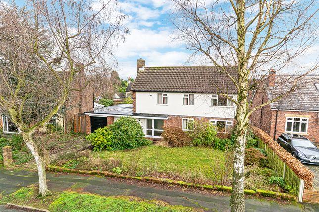 Thumbnail Detached house for sale in Burfield Drive, Appleton, Warrington