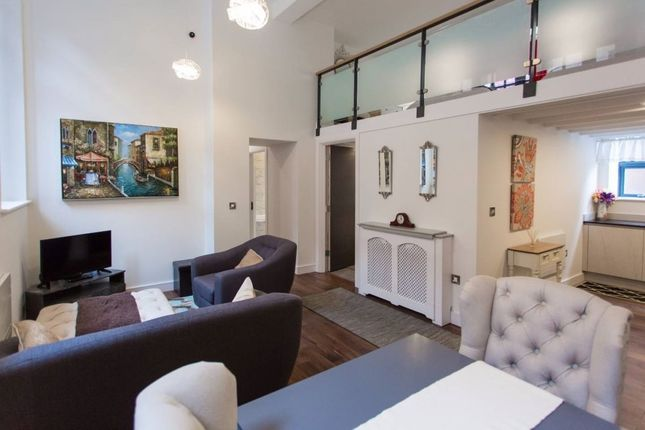 Thumbnail Flat to rent in Cotton Street, Manchester
